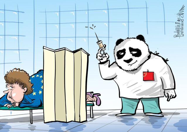 China se convierte en el líder mundial humanitario