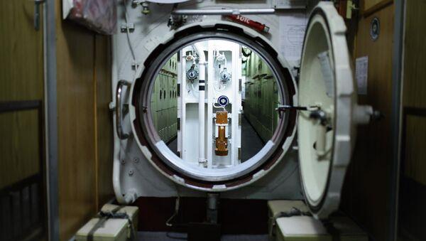 Interior del submarino Severodvinsk - Sputnik Mundo
