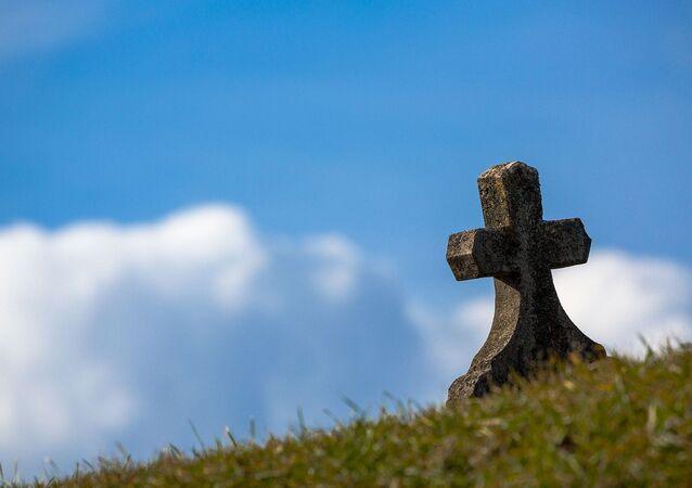 Una tumba (imagen referencial)