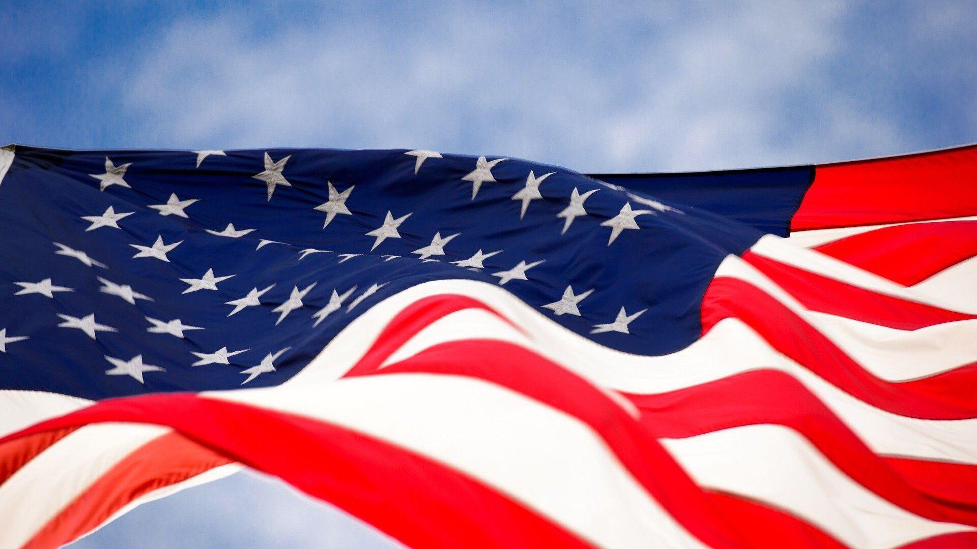 Bandera de EEUU - Sputnik Mundo, 1920, 07.04.2021