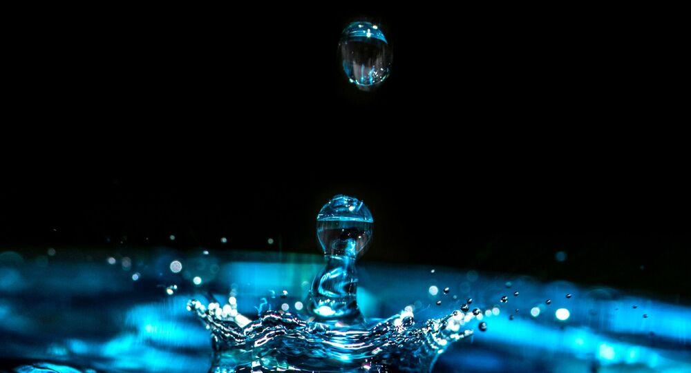 Agua para frenar el coronavirus