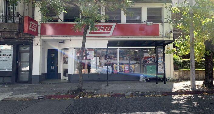 Supermercado Tata, en Pocitos, Montevideo
