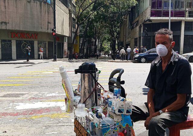 Cuarentena en Venezuela
