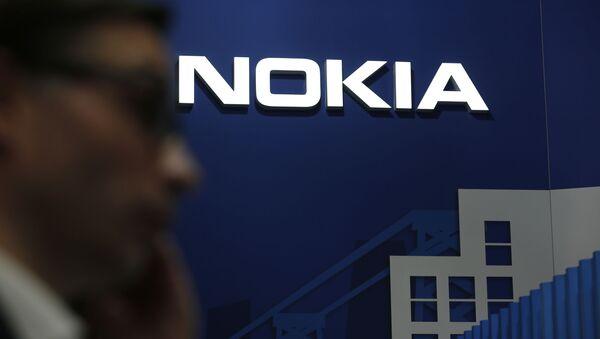 Logo de Nokia - Sputnik Mundo