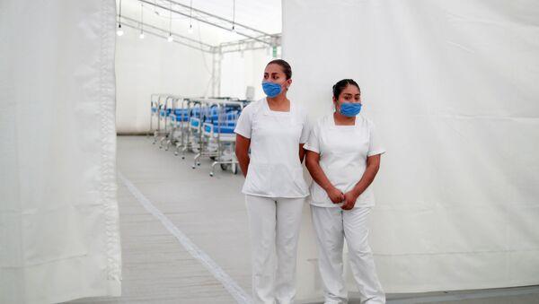 Las médicas mexicanas - Sputnik Mundo