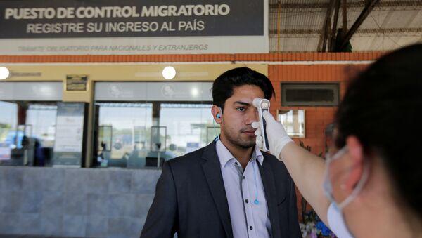 Medidas de seguridad en Paraguay - Sputnik Mundo