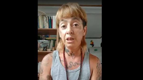 La escritora argentina Leonor Silvestri - Sputnik Mundo