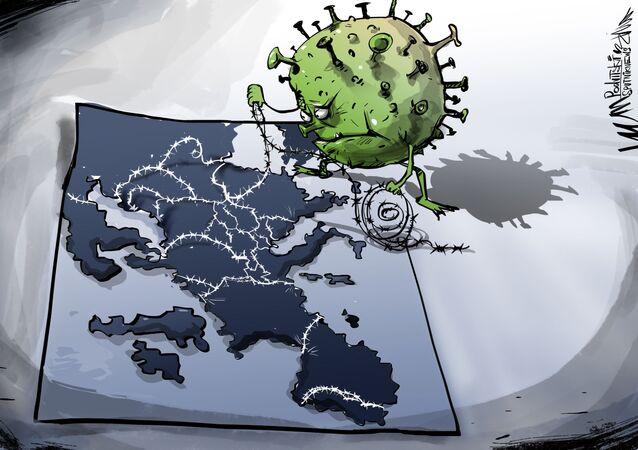 El coronavirus está cercenando la globalización… ¿para siempre?