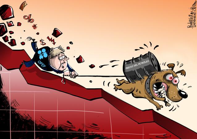 La OPEP+ pierde el control de los precios del petróleo