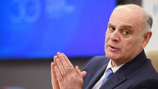 Aslán Bzhania, nuevo presidente de Abjasia - Sputnik Mundo