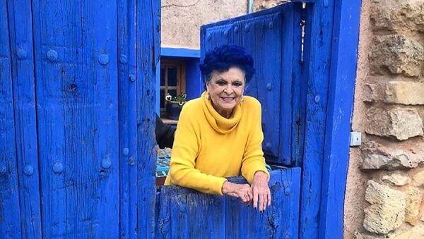 Lucía Bosé, actriz italo-española - Sputnik Mundo
