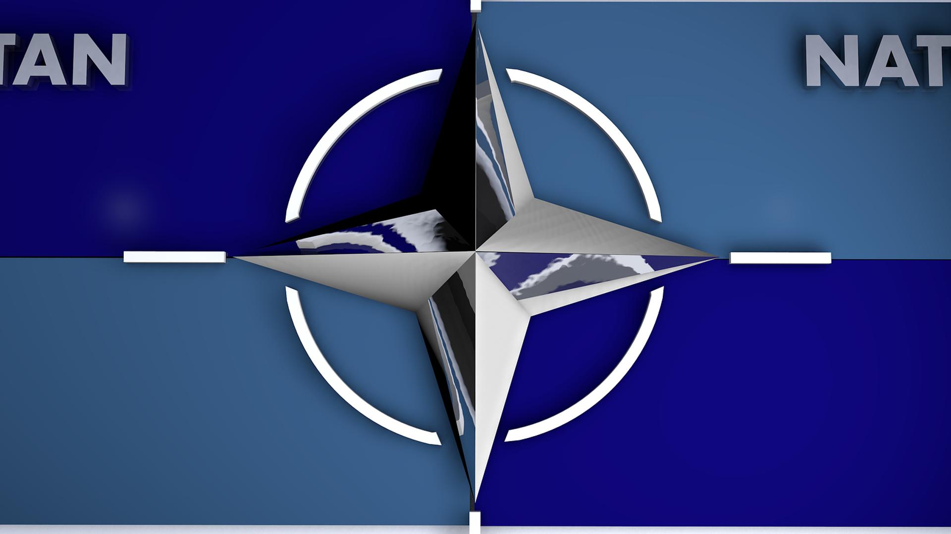 Logo OTAN - Sputnik Mundo, 1920, 01.04.2021