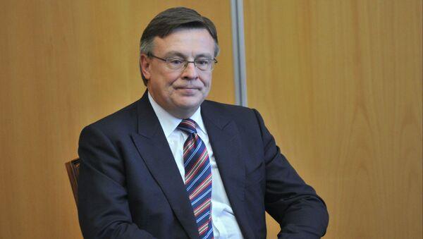 Leonid Kozhara, el exministro de Asuntos Exteriores de Ucrania - Sputnik Mundo