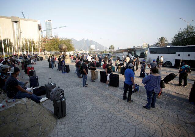 Refugiados en México