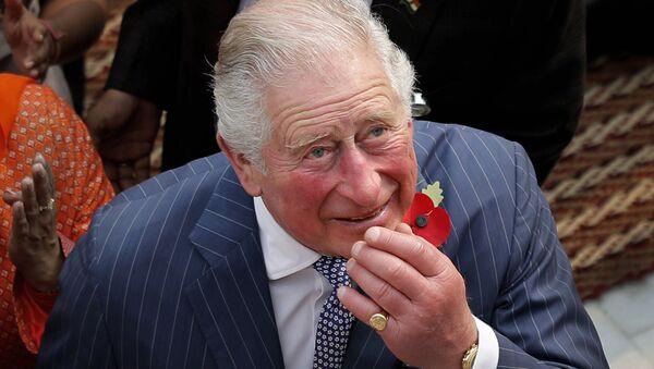 El príncipe Carlos de Gales - Sputnik Mundo