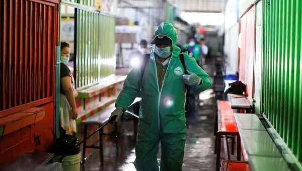 Coronavirus en El Salvador - Sputnik Mundo