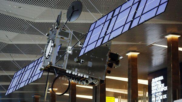 Un satélite ruso Express (imagen referencial) - Sputnik Mundo