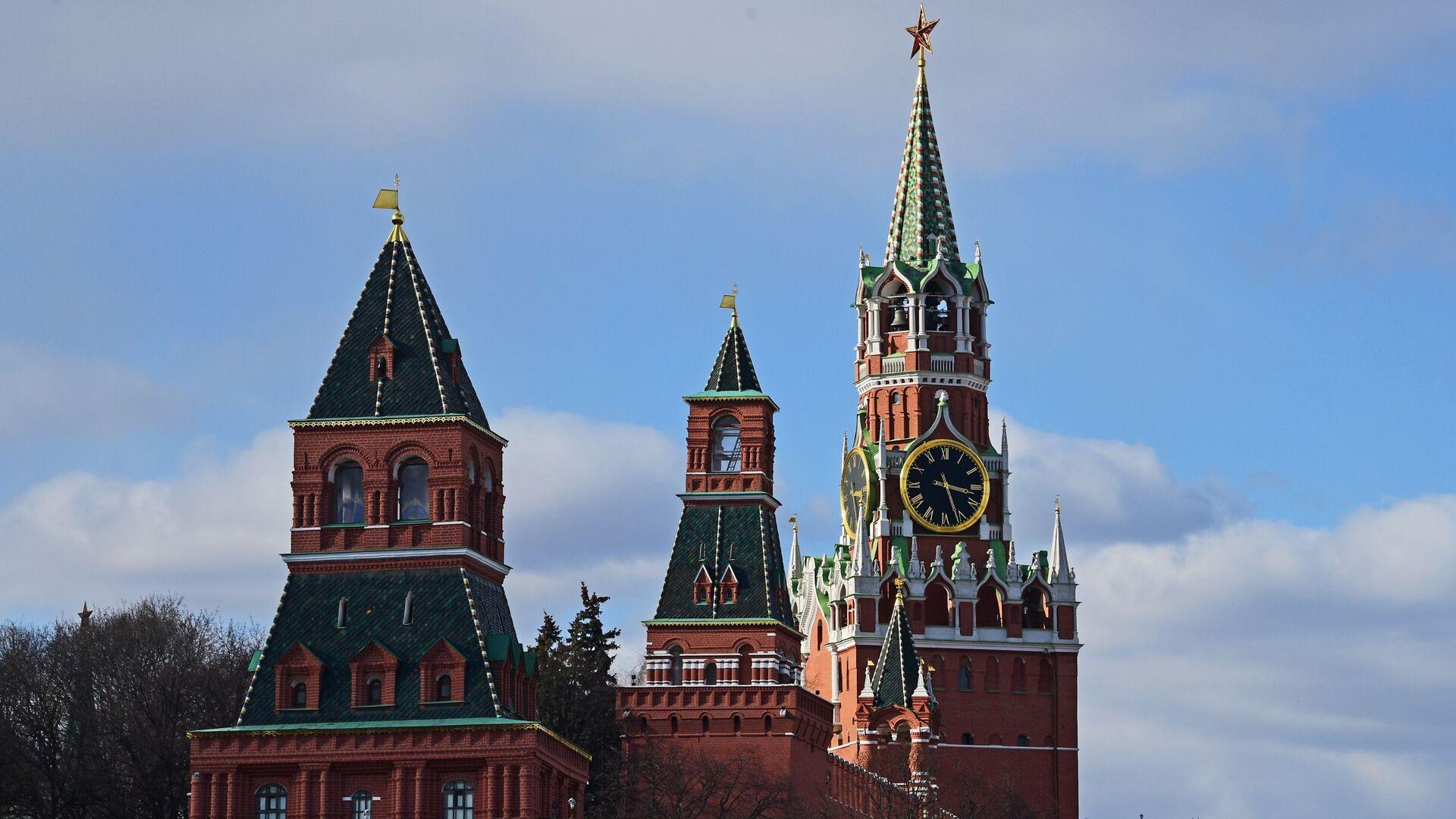 El Kremlin de Moscú - Sputnik Mundo, 1920, 04.03.2021