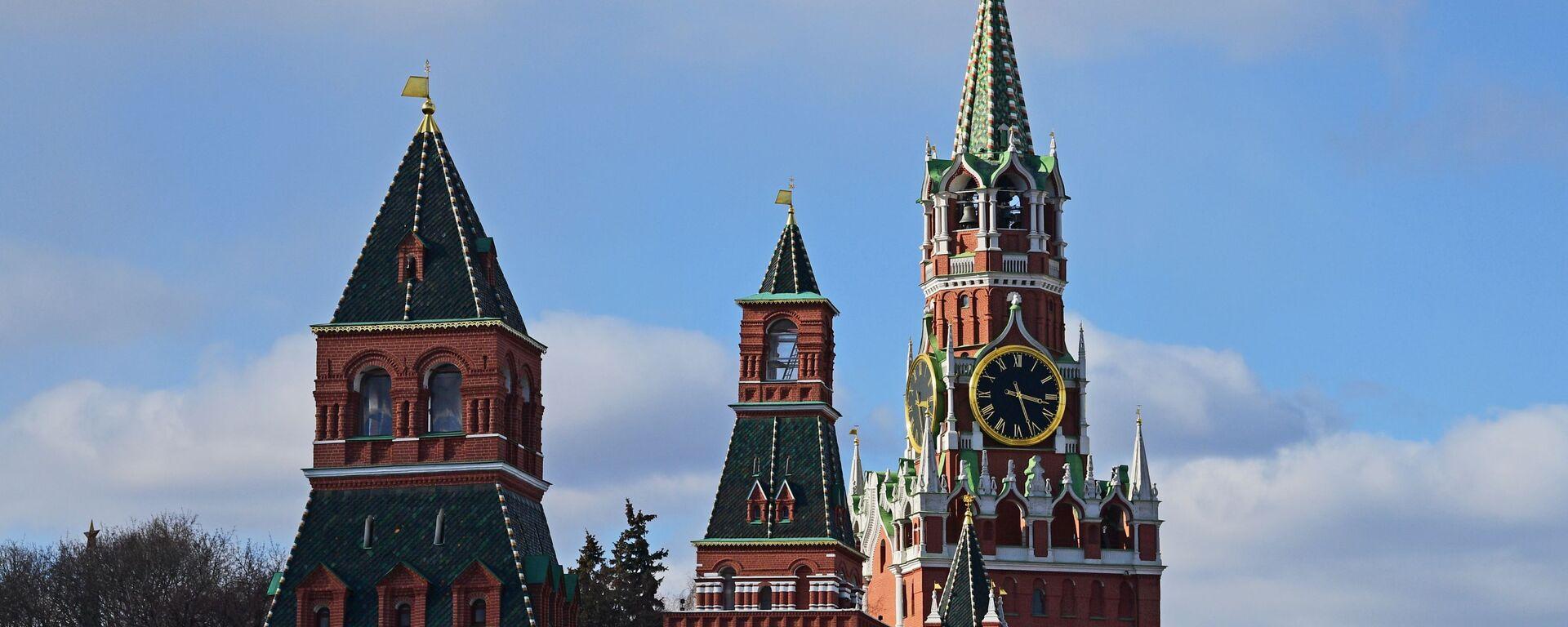 El Kremlin de Moscú - Sputnik Mundo, 1920, 31.03.2021