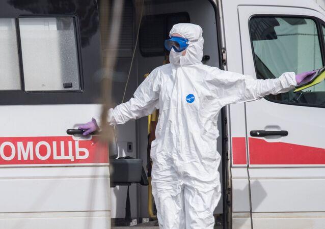 Una emergencia rusa