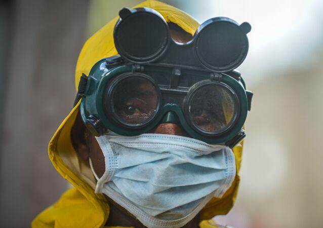 Coronavirus en en África