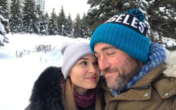 Ekaterina y Fernando en Rusia - Sputnik Mundo