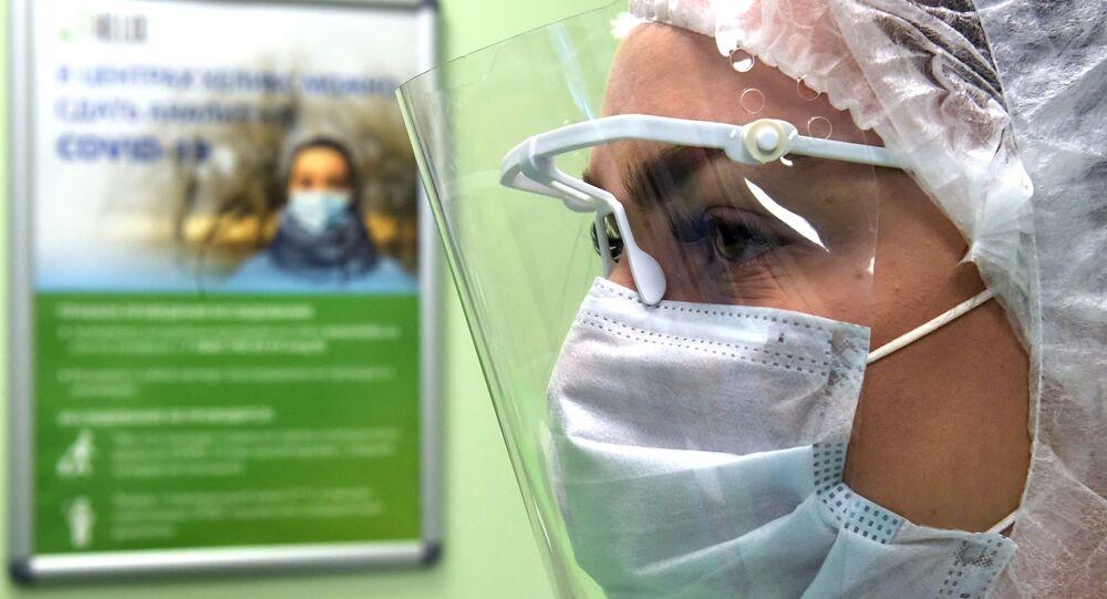 Personal médico en Rusia (imagen referencial)