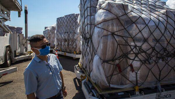 Ayuda técnica humanitaria de China a Venezuela  - Sputnik Mundo