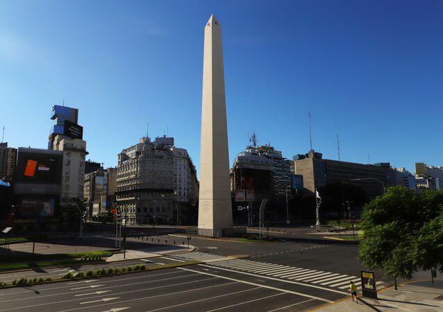 Situación en Buenos Aires, Argentina
