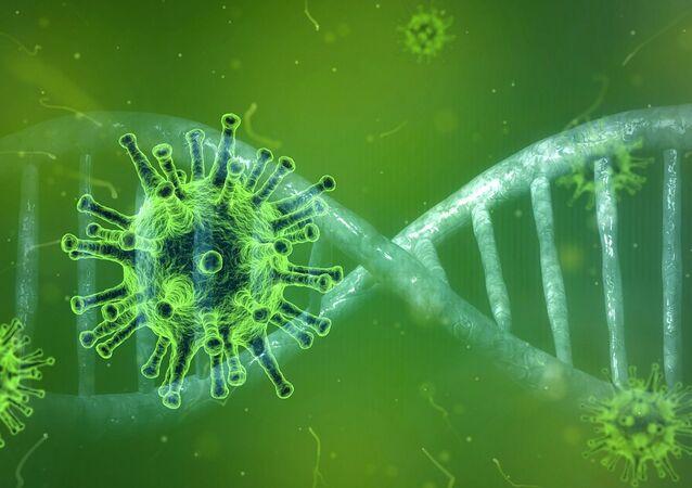Coronavirus (imagen referencial)