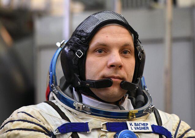 Iván Vagner, cosmonauta ruso