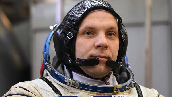 Iván Vagner, cosmonauta ruso - Sputnik Mundo