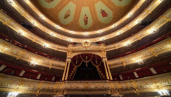 El Teatro Bolshoi - Sputnik Mundo