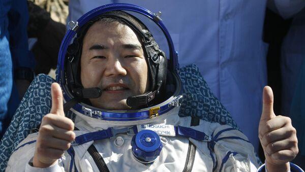 Soichi Noguchi, el astronauta nipón  - Sputnik Mundo