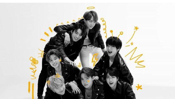 BTS, grupo de k-pop - Sputnik Mundo