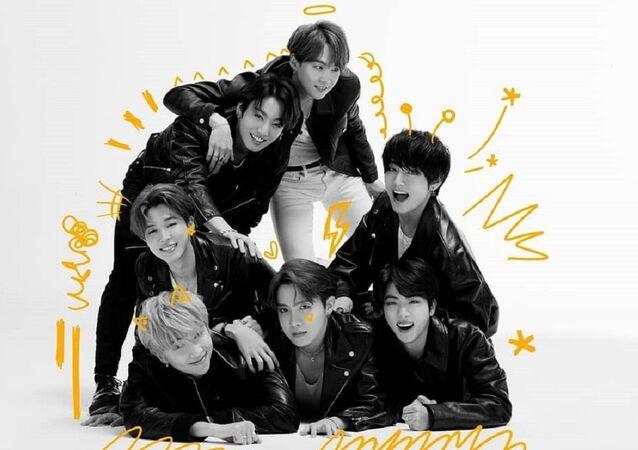 BTS, grupo de k-pop