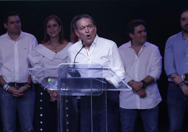 Laurentino Cortizo, presidente de Panamá