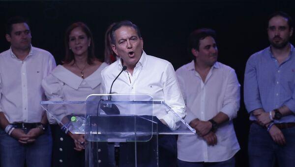 Laurentino Cortizo, presidente de Panamá  - Sputnik Mundo