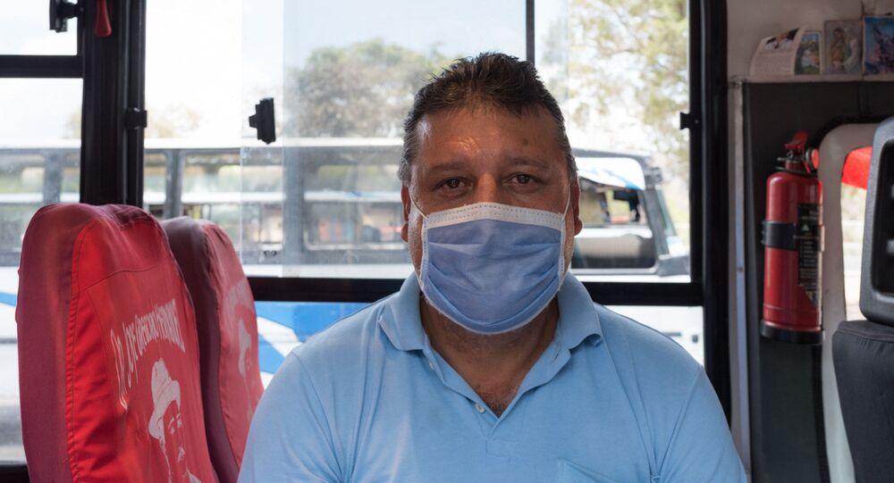 Autobusero venezolano