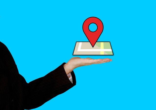 Geolocalización digital