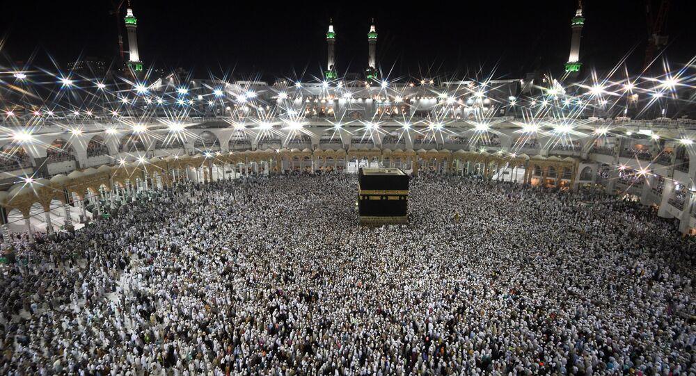 Hach, peregrinaje de los musulmanes a La Meca y Medina