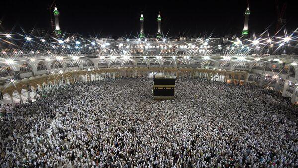 Hach, peregrinaje de los musulmanes a La Meca y Medina - Sputnik Mundo