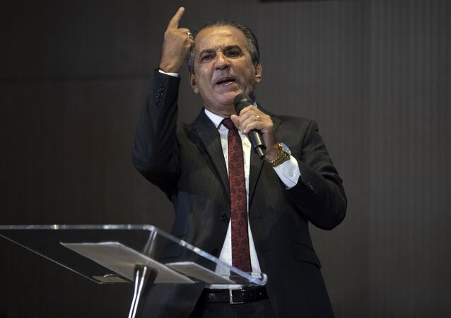 El pastor brasileño Silas Malafaia