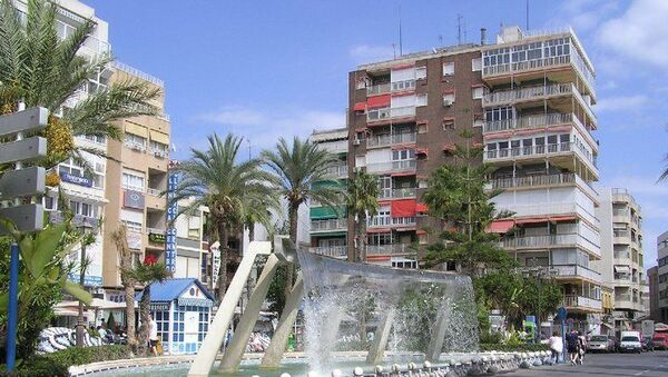 Bloque de pisos de Torrevieja - Sputnik Mundo
