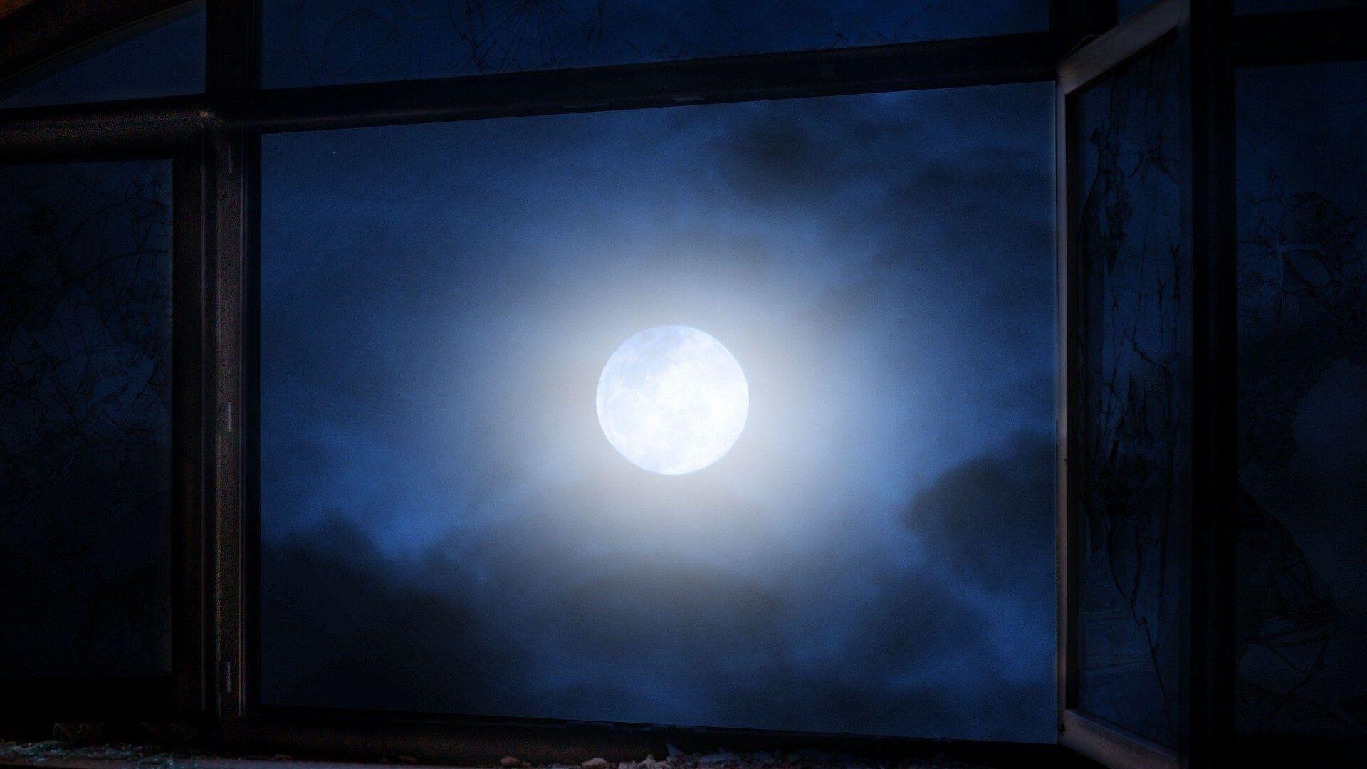 Luna llena - Sputnik Mundo, 1920, 23.07.2021