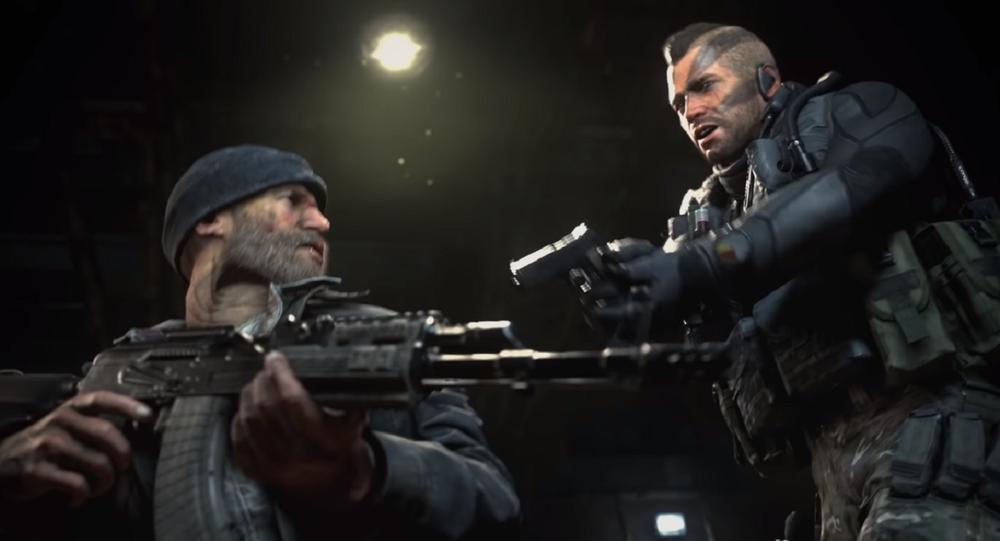'Call of duty: modern warfare 2', captura de pantalla