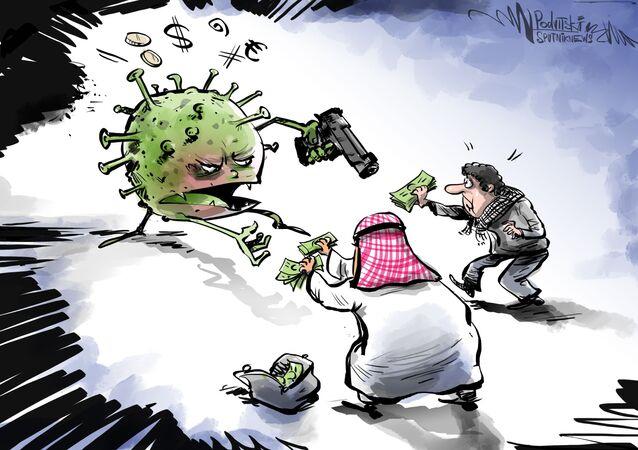 Manos arriba: el atraco del coronavirus a los países árabes