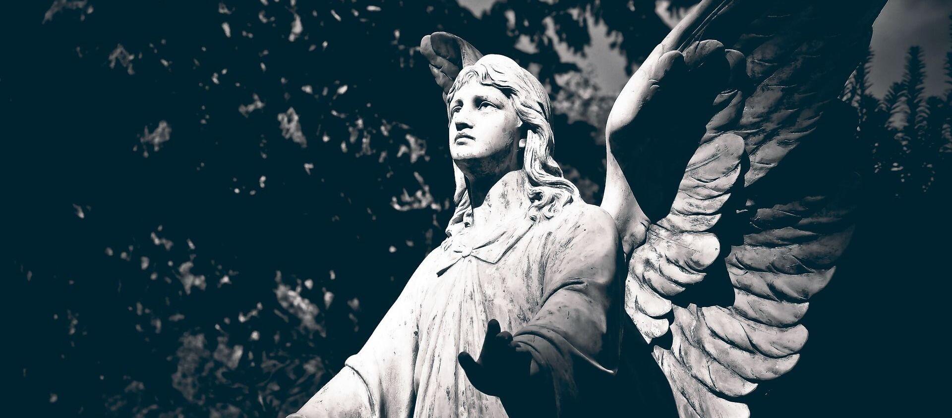 Un cementerio, referencial - Sputnik Mundo, 1920, 03.04.2020