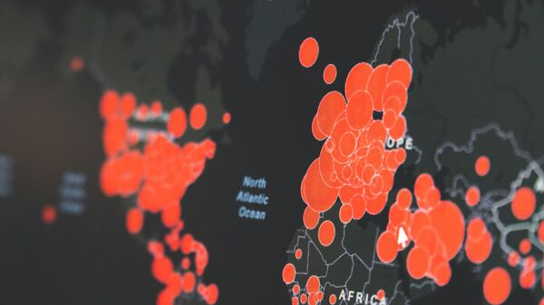 Mapa de propagación de COVID-19 - Sputnik Mundo