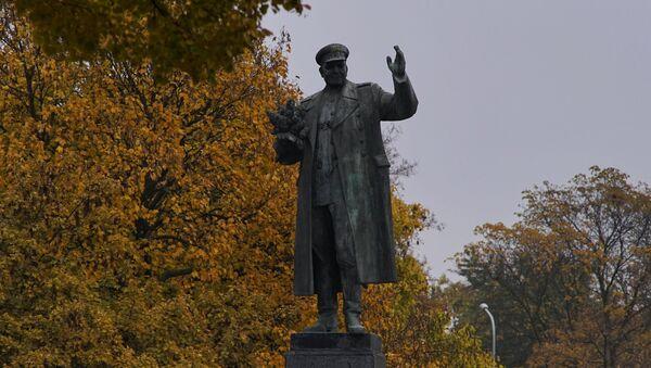 El monumento al mariscal soviético Iván Kónev que liberó Praga de los nazis - Sputnik Mundo